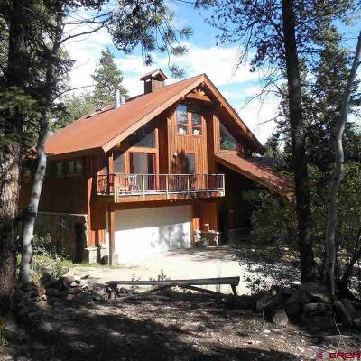 Crested Butte Single Family Home UC/Contingent/Call LB: 1077 Cr 738 Road