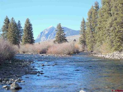 Gunnison County Residential Lots & Land For Sale: 48 County Road 740 Road