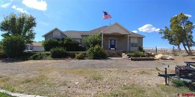 Cortez Single Family Home For Sale: 14409 Road 20