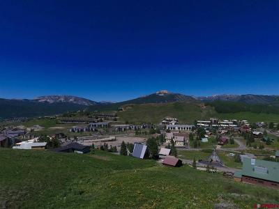 Mt. Crested Butte Residential Lots & Land For Sale: 53 Cinnamon Mountain Road