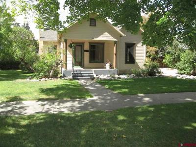 Montrose Single Family Home For Sale: 701 N 4th Street