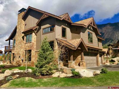 Crested Butte Condo/Townhouse For Sale: 14 Ace Court