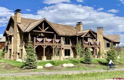 Crested Butte Condo/Townhouse For Sale: 20 Ace Court