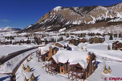Crested Butte Condo/Townhouse For Sale: 32 Ace Court