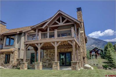 Crested Butte Condo/Townhouse For Sale: 38 Ace Court