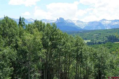Gunnison County Residential Lots & Land For Sale: Ohio Creek Rd.