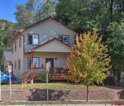 Durango Single Family Home For Sale: 532 E 8th Avenue