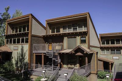 Durango Condo/Townhouse For Sale: 365 S Tamarron #744