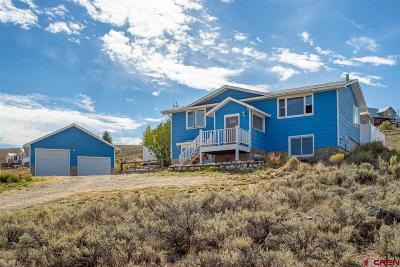 Gunnison Mobile/Manufactured For Sale: 156 Cactus Hill Drive