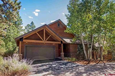 Durango Single Family Home For Sale: 42 Edgemont Circle