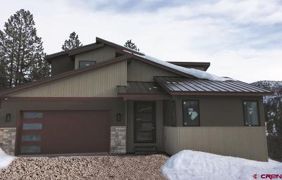 Durango Single Family Home For Sale: 37 Yucca Court