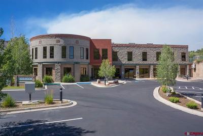 Durango, Bayfield, Cortez, Telluride Commercial For Sale: 150 Tech Center Drive