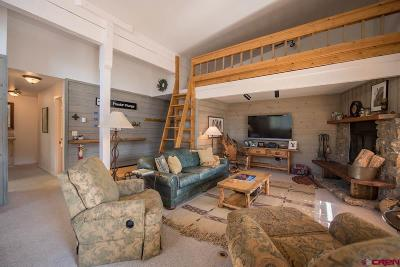 Mt. Crested Butte Condo/Townhouse For Sale: 721 Gothic Road #D2