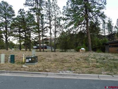 Durango Residential Lots & Land For Sale: 208 Wood Rose Lane