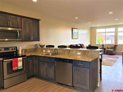Gunnison Condo/Townhouse For Sale: 300 Van Tuyl Circle #Unit B