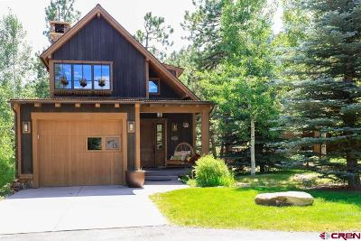 La Plata County Single Family Home For Sale: 590 Glacier Club Drive #Unit# 13