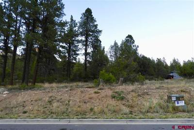 Durango Residential Lots & Land For Sale: 122 Wood Rose Lane