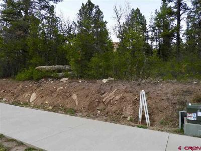 Durango Residential Lots & Land For Sale: 1042 Twin Buttes Avenue
