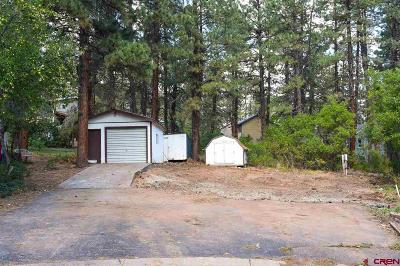 Durango Residential Lots & Land For Sale: 74 Hidden Lane