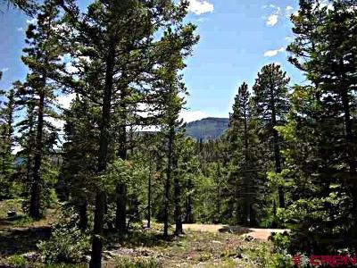 Durango Residential Lots & Land For Sale: 1376 Lake Purgatory Drive
