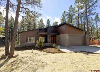 Durango CO Single Family Home NEW: $529,000
