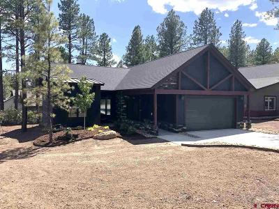 Durango Single Family Home NEW: 101 Hay Barn Road