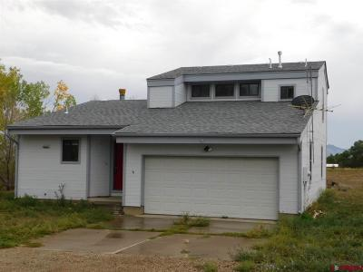 Cortez Single Family Home For Sale: 24020 Road M