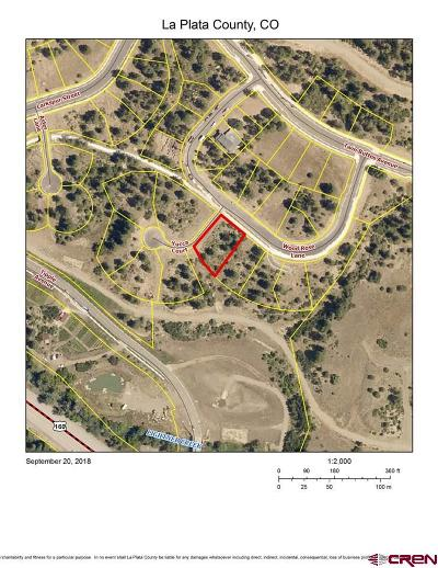 Durango CO Residential Lots & Land NEW: $149,900