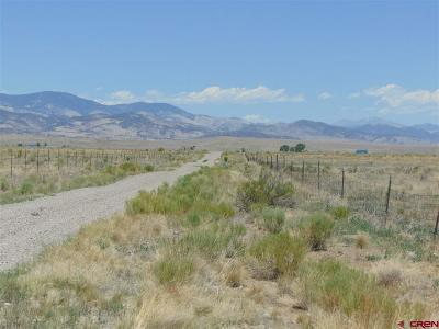 Del Norte Residential Lots & Land NEW: 6730 W County Road 10 N
