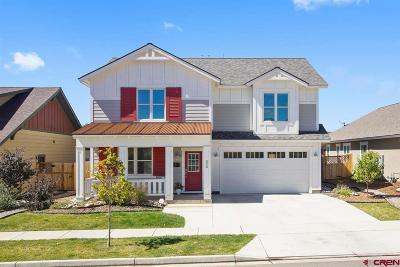 La Plata County Single Family Home UC/Contingent/Call LB: 525 Prospector Avenue