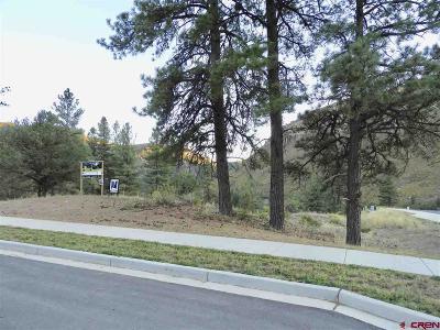 Durango Residential Lots & Land For Sale: 19 Wood Rose Lane