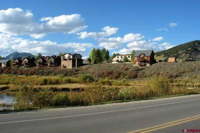 Crested Butte Residential Lots & Land For Sale: 45 Cascadilla Street