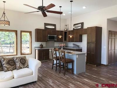 Ridgway Single Family Home UC/Contingent/Call LB: 592 S Badger Trail