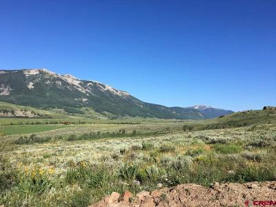 Crested Butte South Residential Lots & Land For Sale: 588 Zeligman Street