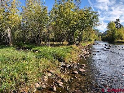 Bayfield Residential Lots & Land For Sale: 9 Pine River Ranch Circle