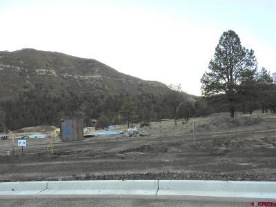 Durango Residential Lots & Land For Sale: 52 Wild Iris Avenue
