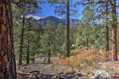 Durango Residential Lots & Land For Sale: 49 Old Stage Coach Pass