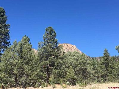 Durango Residential Lots & Land For Sale: 106 Wood Rose Lot 28 Lane