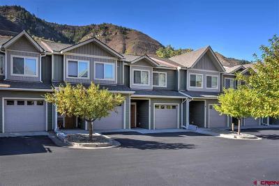 Durango Condo/Townhouse For Sale: 55 Westwood Place #D3