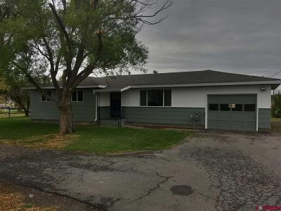 Montrose Single Family Home UC/Contingent/Call LB: 609 W Oak Grove Road