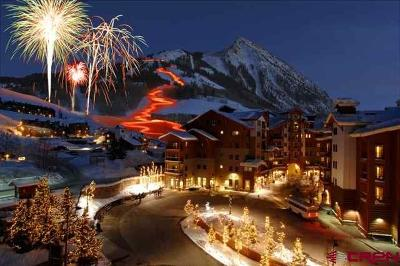 Mt. Crested Butte Condo/Townhouse UC/Contingent/Call LB: 620 Gothic Road #317