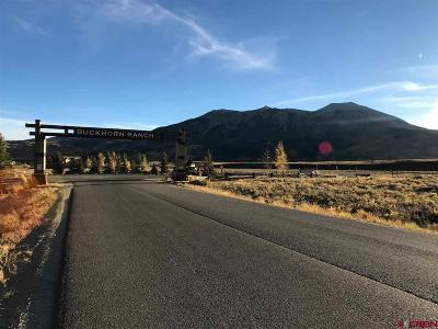 Buckhorn Ranch Residential Lots & Land UC/Contingent/Call LB: 95 White Stallion Circle
