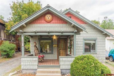 La Plata County Single Family Home For Sale: 1601 W 3rd Avenue