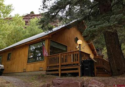 Ouray Single Family Home UC/Contingent/Call LB: 96 County Road 14