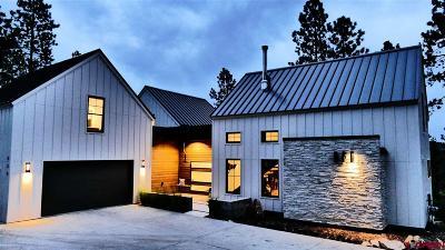 La Plata County Single Family Home For Sale: 223 Monarch Crest Trail