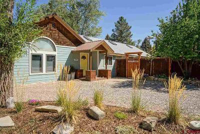 La Plata County Single Family Home UC/Contingent/Call LB: 2702 Junction