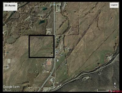 Gunnison Residential Lots & Land For Sale: State Highway 135