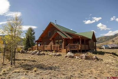 Creede Single Family Home For Sale: 2 McGregor Lane