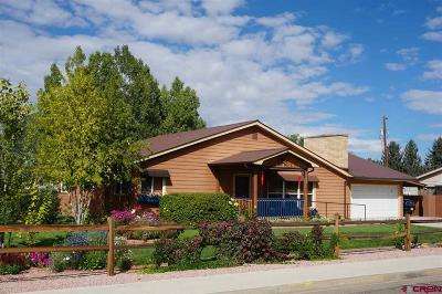 Cortez Single Family Home For Sale: 301 N Park