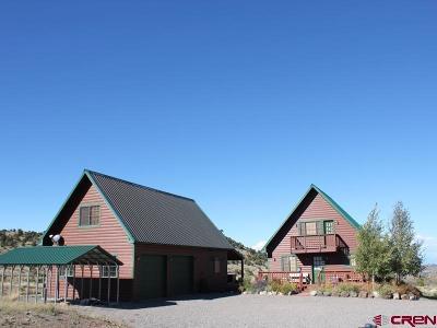 Del Norte Single Family Home For Sale: 141 Creekside Trail